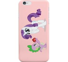 Rarity and Spike iPhone Case/Skin