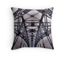 Happy 75th Harbour Bridge Throw Pillow