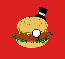 Fancy Burger Unisex T-Shirt