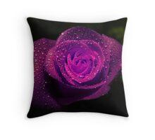 Purple Rain... Throw Pillow