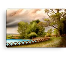 S. Enea - Umbria Canvas Print