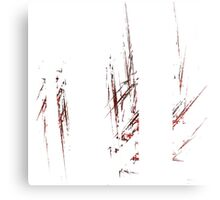 Traces and spaces Metal Print