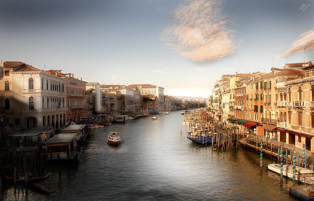 Venezia by Paul Vanzella