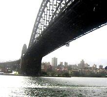 Sydney Harbour Bridge by Charlotte Pitchford