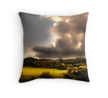 Umbria Hills Throw Pillow