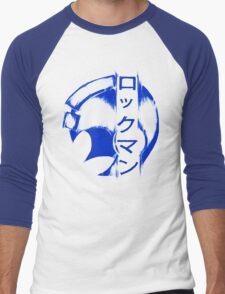 Rockman Men's Baseball ¾ T-Shirt
