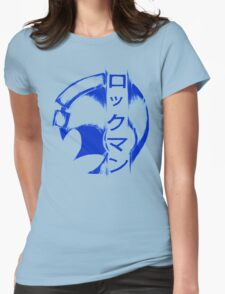 Rockman Womens Fitted T-Shirt