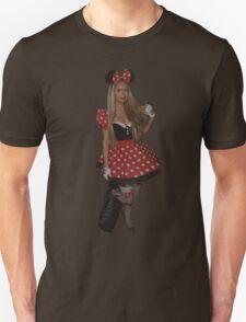 Paris Hilton Minnie Mouse T-Shirt