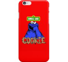 Smell Like Cookie! iPhone Case/Skin