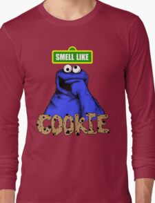 Smell Like Cookie! Long Sleeve T-Shirt