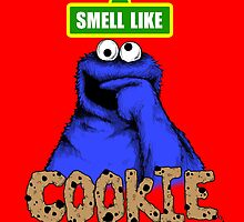 Smell Like Cookie! by PengewApparel