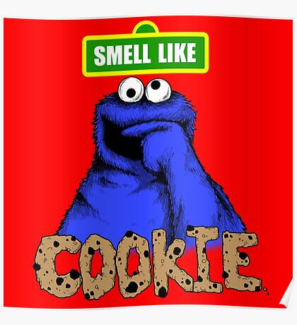 Smell Like Cookie! Poster