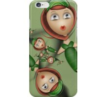 Inner Child - Spring Ball for Redheads Only iPhone Case/Skin