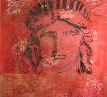 Lady Liberty by Jane Monteiro