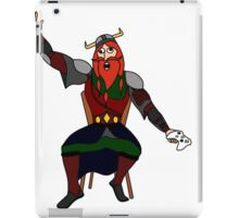 The Nerd Rage Viking iPad Case/Skin