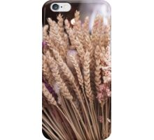 Wheat Harvest iPhone Case/Skin
