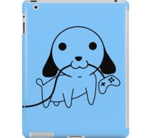 Gamepad Puppy iPad Case/Skin