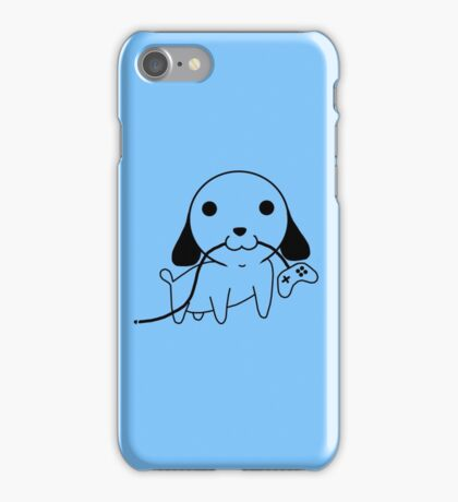 Gamepad Puppy iPhone Case/Skin