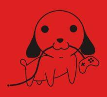 Gamepad Puppy One Piece - Long Sleeve