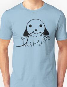 Gamepad Puppy Unisex T-Shirt