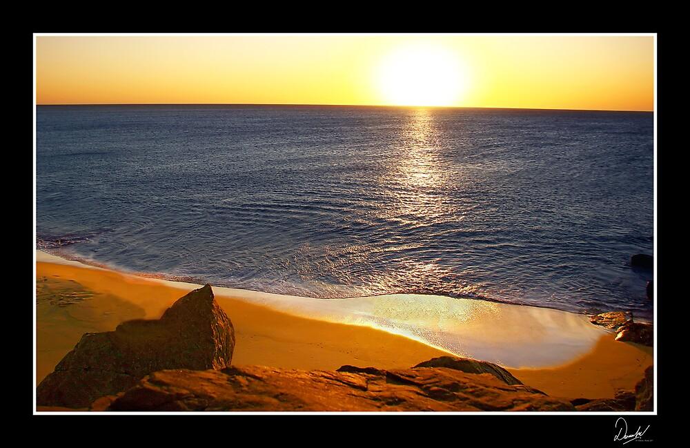 An Australian Sunset by Darren Kwok