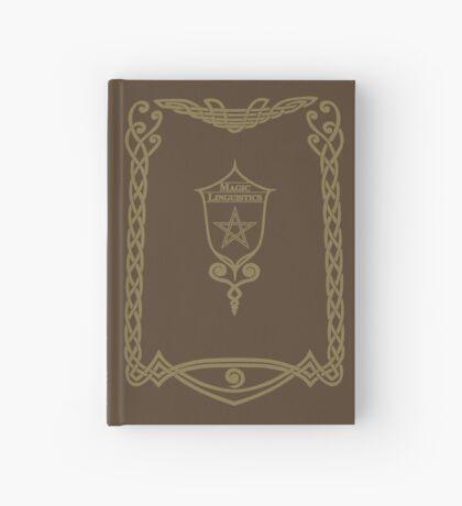 Luna Nova textbook - Magic Linguistics Hardcover Journal
