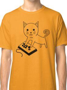 Arcade Kitten Classic T-Shirt