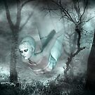 In the dark of the night .. a ghost tale by LoneAngel
