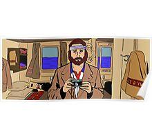 Richie Tenenbaum of The Royal Tenenbaums Poster
