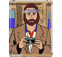 Richie Tenenbaum of The Royal Tenenbaums iPad Case/Skin