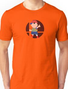 Smash Bros: Ness Unisex T-Shirt