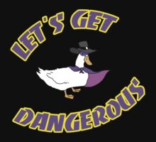 Let's Get Dangerous! Kids Clothes