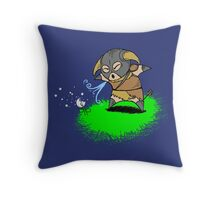 Lil' Dovah Throw Pillow