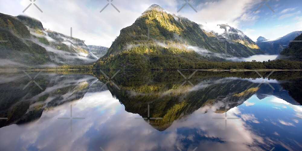 Doubtful Sound - Fiordland by Mel Brackstone