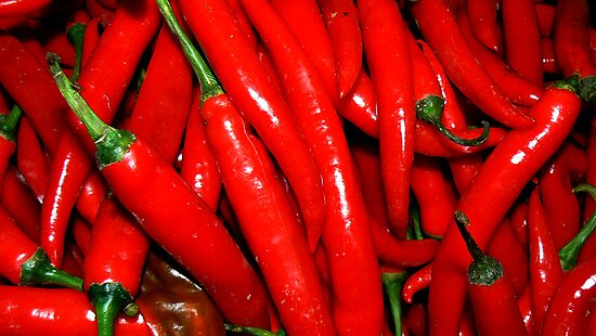 Chilli Red by Diane