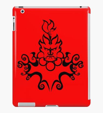 The Floating Demon iPad Case/Skin