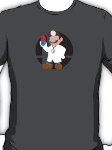 Smash Bros: Dr. Mario T-Shirt