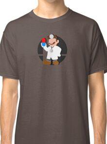 Smash Bros: Dr. Mario Classic T-Shirt
