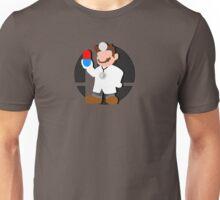 Smash Bros: Dr. Mario Unisex T-Shirt