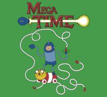 MEGA TIME! Kids Tee