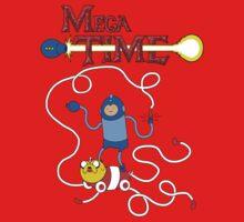 MEGA TIME! One Piece - Short Sleeve