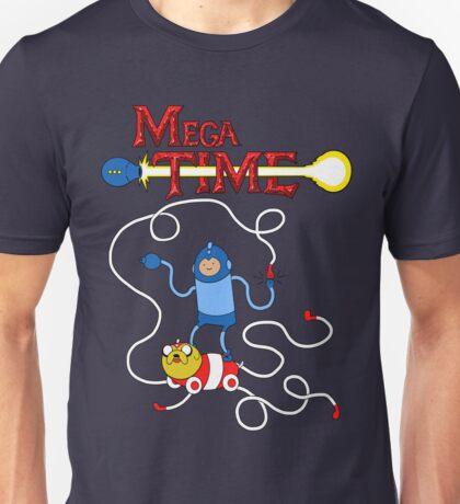 MEGA TIME! Unisex T-Shirt