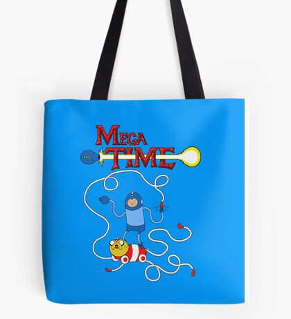 MEGA TIME! Tote Bag
