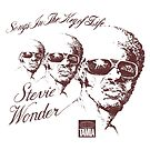 Stevie Wonder - Songs In The Key Of Life #2 by Keith Henry Brown