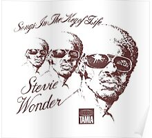 Stevie Wonder - Songs In The Key Of Life #2 Poster