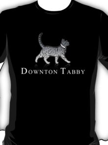 Downton Tabby T-Shirt