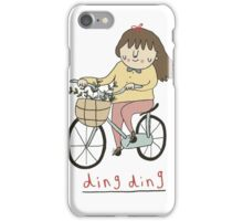 Ding Ding iPhone Case/Skin