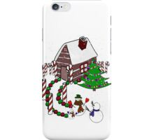 Homecoming Snowman iPhone Case/Skin