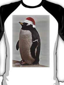 Merry Christmas Mr Penguin T-Shirt