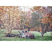 Classic Autumn Photographic Print